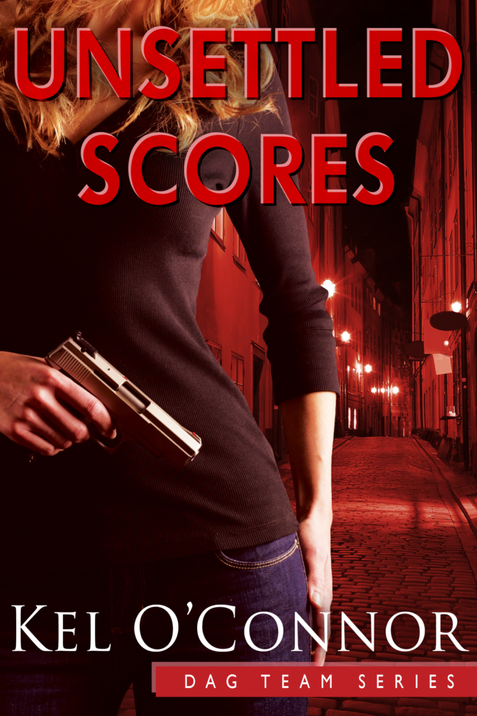 Unsettled Scores Book Cover